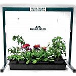 To help with the germination of new seedlings and plants.  Grow seedlings faster with 15-20% more lumens.