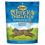 Finally a yummy treat that is actually good for your dog. Zuke's Jerky Naturals are the healthy alternative to dull, dry dog biscuits and artificial snacks made from by-products and junk foods. 5 oz. pouch.