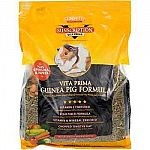 Great for any guinea pig, this daily diet is formulated to maintain the health and well-being of your guinea pig. Made with chopped Timothy hay that is high in fiber and great for digestion. Fun and tasty for your guinea pig to eat.