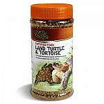 Land turtles and tortoises love this tasty blend of nutritious food by Zilla. Easy to give to your turtle and comes in a fun, flower nugget shape. Adds variety to the turtle's diet and gives your turtle's shell a beautiful color.