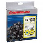 Bio-Balls Replacement Media for 160, 220 and 360 are made to be used in the Marineland Canister Filters. Balls can be placed into the Stack n' Flow filter trays for a tight fit. Balls help to increase beneficial bacteria growth.