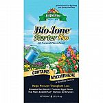 All natural bio-active granular plant food with beneficial bacteria, humates and mycorrhizae.