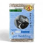 The safest, healthiest bedding for your small pet, rodent, rabbit, bird, reptile or exotic. Made from reclaimed wood pulp waste. It is biodegradable and flushable in small quantities. It has no Inks or Chemical contaminants.