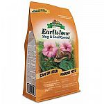 Effective at quickly killing slugs and snails, this soil treatment by Espoma may be safely used around your pet or other wildlife. Apply near shrubs, vegetables, annuals, and perrennials to prevent the destruction of your plants.