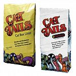 Cat Tails Cat Box Litter is made of 100 percent natural clay and contains no chemicals! Its special formula gives FOUR-WAY odor control by COVERING waste, SEALING it, ABSORBING moisture and NEUTRALIZING the ammonia.