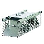 This Havahart trap is designed for catching Rats, Weasels, Chipmunks, Flying Squirrels & other similar size animals. Designed for the needs of homeowners and gardeners to capture and relocate pests without harming them.