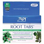 Aquarium plants require certain essential nutrients for vibrant growth. Root tabs are formulated to supply key nutrients, including iron and potassium to help new aquatic plants get off to a vigorous start and to keep established plants flourishing.