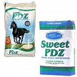 Sweet PDZ is the leading stall freshener on the market and is the odor control and deodorizer of choice for thousands of horse, pet and livestock owners. Sweet PDZ is an all-natural, non-hazardous and non-toxic mineral.