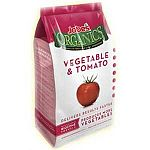 This tomato and vegetable fertilizer by Jobes acts quickly and contains Biozome to help your plants easily absorb nutrients. Very easy to use and gives you quick results. Made with 100% organic material. Formula is 2-7-4.