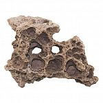 Traditional lace rock to adourn your aquarium or terrarium - 25 lb bag.