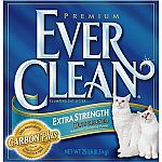 Smaller granules for maximum clumping power. Ideal for multiple cat households. Ever clean extra strength unscented. Yet is fragrance free for cats and people sensitive to scent. Maximum clumping power strong odor control.