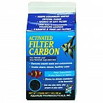 An economical filter carbon for tropical fish. Removes colors, odors, and poisonous waste from fresh or saltwater aquariums.