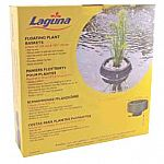 Laguna Floating Planting Basket instantly adds character to your pond by adding foliage or flowers. Great for ponds that don't have a shelf. Easy to add to any pond and makes taking care of your plants easy. Helps to separate plants from fish.