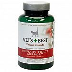 Our special urinary tract assistant for cats. Helps support normal, healthy urinary tract function. Vet's Best Contains real cranberry that helps maintain a cat's urine at a normal, healthy acidic and free-flowing level. 60 ct.
