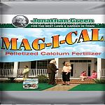 Jonathan Green & Sons, Inc. 11349 Mag-i-cal Pelletized Calcium Fertilizer
