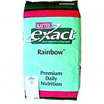 Kaytee exact rainbow is a nutritious bird food that provides all the nutrients proven necessary for cockatiels.