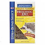 A superior blend of wholesome, high-fiber and nutrient-rich ingredients providing optimum nutrition and a tantalizing taste hedgehogs love. Fortified with essential vitamins and minerals.