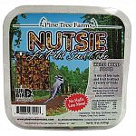 A mix of tree nuts and fruit to attract a variety of birds. No hulls, less mess.