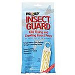 Kills flying and crawling insect pests. For use in enclosed areas. Long-lasting: a round the clock protection up to 4 months. For use in: household, commercial and industrial areas pets.
