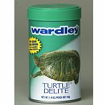 Wardley Turtle Delite is a nutritious whole dried shrimp supplement for turtles. Great source of nutrition for aquatic turtles. Available in two sizes, 0.4 oz. or 1.4 oz. cans. Your turtle will love this treat!