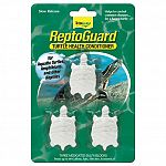 ReptoGuard is a slow release medicated sulfa block designed for Aquatic Turtles, Amphibians, and other Reptiles to help control common diseases.