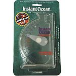 Instant Ocean Hydrometer is an improved design of its preceding model #TK502. It delivers precise full-range salinity and specific gravity readings - accurate to 0.001 every time. Test aquarium salt levels and specific gravity.