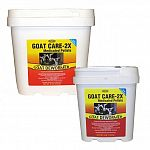 Goat Care - 2X Dewormer is available in 3 or 10 lbs sizes. Helps to remove and control of mature gastrointestinal nematode infections of goats that include haemonchus contortus, oxtertagia (teladorsagia) circumcinta and trichostrongylus axei.