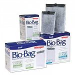 Whisper Bio-Bag Cartridges for Aquarium Filters are available in ready-to-assemble or assembled replacement cartridges for the Whisper Power Filters. Cartrideges help to keep your aquarium clean and provide easy maintenance.