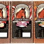A flavored supplement block with selenium that is a treat for your horse while supplying valuable equine minerals. Provide as a free choice source of salt and minerals for your horse. Also, provide a source of clean water and dry forage. Normal consumptio