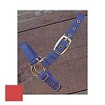 This adjustable sheep halter is designed to fit a variety of sheep. Very durable and made of nylon. Size is 3/4