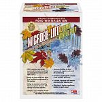 Microbe-Lift Autumn/Winter Prep is a Natural Pond & Lagoon Prep specifically designed as a seasonal approach to the proper organic balance in ponds. Size: 1 Qt.