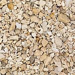 The only crushed coral with aragonite, which provides up to 25 times the buffering power of other crushed corals. Dolmite or oyster shell. Use in undergravel filtered systems or reverse flow beds. A solid and economical performer.