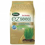 Unique combination of Scotts® high performance seed, premium continuous  release fertilizer and Scotts® super-absorbent growing material