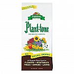 All purpose blend of the finest natural ingredients. Excellent for preparing soil beds and an ideal starter plant food. Long lasting, slow release. Contains organic matter rich in vitamins and beneficial microbes. Approved for organic gardening.
