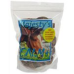 Especially helpful when your horse is anxious, nervous, distracted or exhibits behavioral problems. Herb-free wafers support balanced behavior, promote relaxation and reduce hyperactivity. Contains vitamin b1, as well as magnesium and tryptophan. Helps yo
