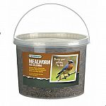 Dried to maintain their maximum nutrition. Excellent quality mealworm for your wild birds. 28 oz.