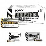 High performance mercury free quality alkaline batteries. Product meets all ANSI / IEC specifications.  Buy in bulk boxes for quantity cost savings.