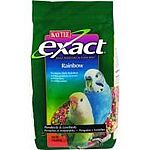 Kaytee exact rainbow is a nutritional bird food developed to provide the highest quality ingredients with added nutrients.