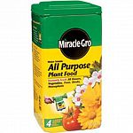 All purpose water soluble plant food. 20-20-20 Instantly feeds: flowers, vegetables, trees, shrubs, and housplants. Doulbe feeding action- feeds through both roots and leaves. Safe for your plants- guaranteed not to burn when used as directed. Starts to w
