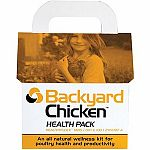 Contains healthyflock tabs, oxy e-100 and zyfend a. Provides a comprehensive digestive health approach to help improve health and aid survivability. Boosts performance in newly acquired chicks and other hatchlings. Healthyflock tabs target harmful pathoge