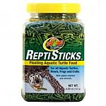 Formulated to meet the needs of aquatic species of turtles, newts, frogs and crabs. Made with fish, shrimp, and kale to stimulate natural diet. With added vitamins and minerals.