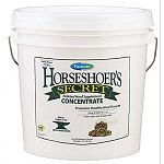 Horseshoer's Secret Concentrate gives your horse optimum nutrition that helps promote strong healthy hooves. Formulated with the finest and easily digestable ingredients. Contains nutrients that help keep hooves from cracking and improve hoof walls.
