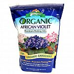 Contains a rich blend of only the finest natural ingredients, no synthetic plant foods or chemicals. Improves aeration and moisture retention. For african violets and other houseplants.