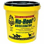 Scientifically formulated hoof supplement with b vitamins featuring biotin and high levels of amino acids. For rapid hoof growth and stronger hoof wall. 4-plex eq metal specific amino acid complexes for faster stronger results. High levels of lysine and m