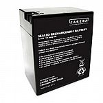 Replacement solar battery for zareba solar fencer #SP30.  14 amp 6-volt, 14-amp hour gel-cell battery