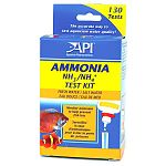 Tests ammonia levels from 0 to 8 parts per million. Ammonia is the number one killer of tropical fish, and is continuously produced by the aquarium from fish wastes, decomposin.
