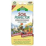 Espoma's Soil Perfector helps to condition your soil and improve the quality for growing healthy and strong vegetables and flowers in your garden. May be used before planting new plants or with existing plants. Size of bag is 27 lbs.