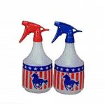 American pride sprayer with stars & stripes logo.  Use for spraying plants, grooming chores and much more.