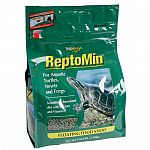 ReptoMin Floating Food Sticks are a highly nutritious diet for all aquatic turtles, newts, and frogs. It is a scientifically formulated diet with Calcium and Vitamin C.