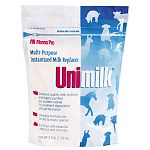 Multi-purpose instantized milk replacer for calves, foals, goat kids, pigs and puppies in early life. Crude protein 22.0%, Lysine 1.7%, Crude Fat 15.0%, 100% instantized. Non-medicated. Can aid in reducing scours.